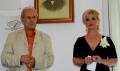 Claudia Motea şi preşedintele UZP