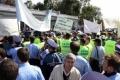 Astăzi, de ziua Regelui, poliţiştii ies la protest în stradă, împreună cu familiile
