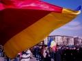 Acţiune de solidaritate cu angajaţii Televiziunii Române