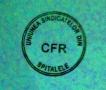 COMUNICAT. Uniunea Sindicatelor din Spitalele CFR - solidaritate totală si neconditionată cu protestatarii anti-RMGC
