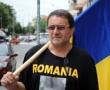 PROTEST ÎMPOTRIVA DEZONORĂRII DRAPELULUI NATIONAL LA SF. GHEORGHE