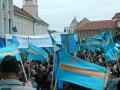 Secuii si Partidul Civic Maghiar fac miting împotriva României unite