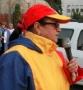 Greva Sanitas de la Spitalul CF 2: pacientă solidară cu grevistii