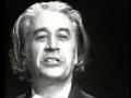 Sergiu Celibidache vorbind despre filosofia muzicii