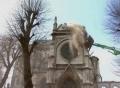 Europa postcrestină: 2 800 de biserici vor fi demolate în Franta