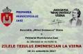 """VIENA, 20-21 octombrie 2017 - """"Zilele Teiului Eminescian"""""""