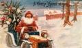 Istoria felicitărilor de Crăciun