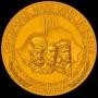 A fost creată Medalia Centenarului. Ea va ajunge la Donald Trump, Emanuel Macron, Angela Merkel şi Regina Elisabeta a II-a