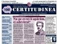 """A apărut """"CERTITUDINEA"""" Nr. 14. """"A venit momentul ca România să dispară de pe harta lumii!"""""""