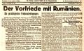 Pacea de la Buftea. România îngenunchiată, Dobrogea pierdută